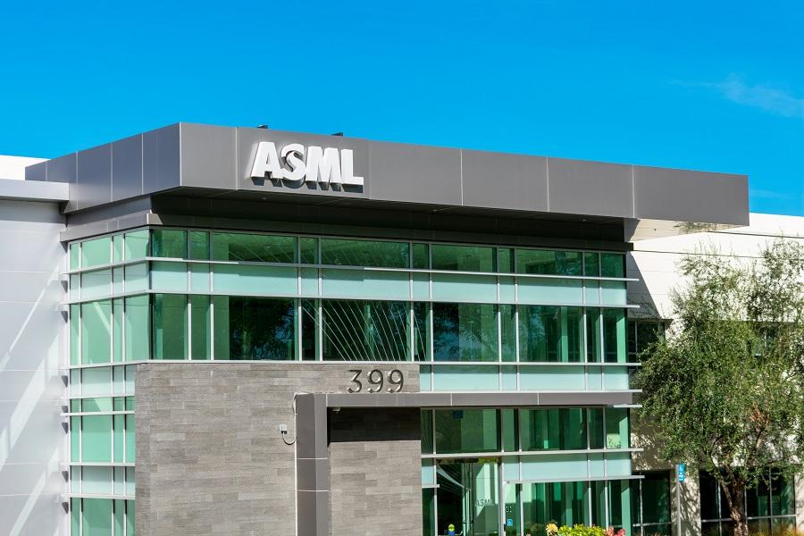 ASML hoofdkantoor