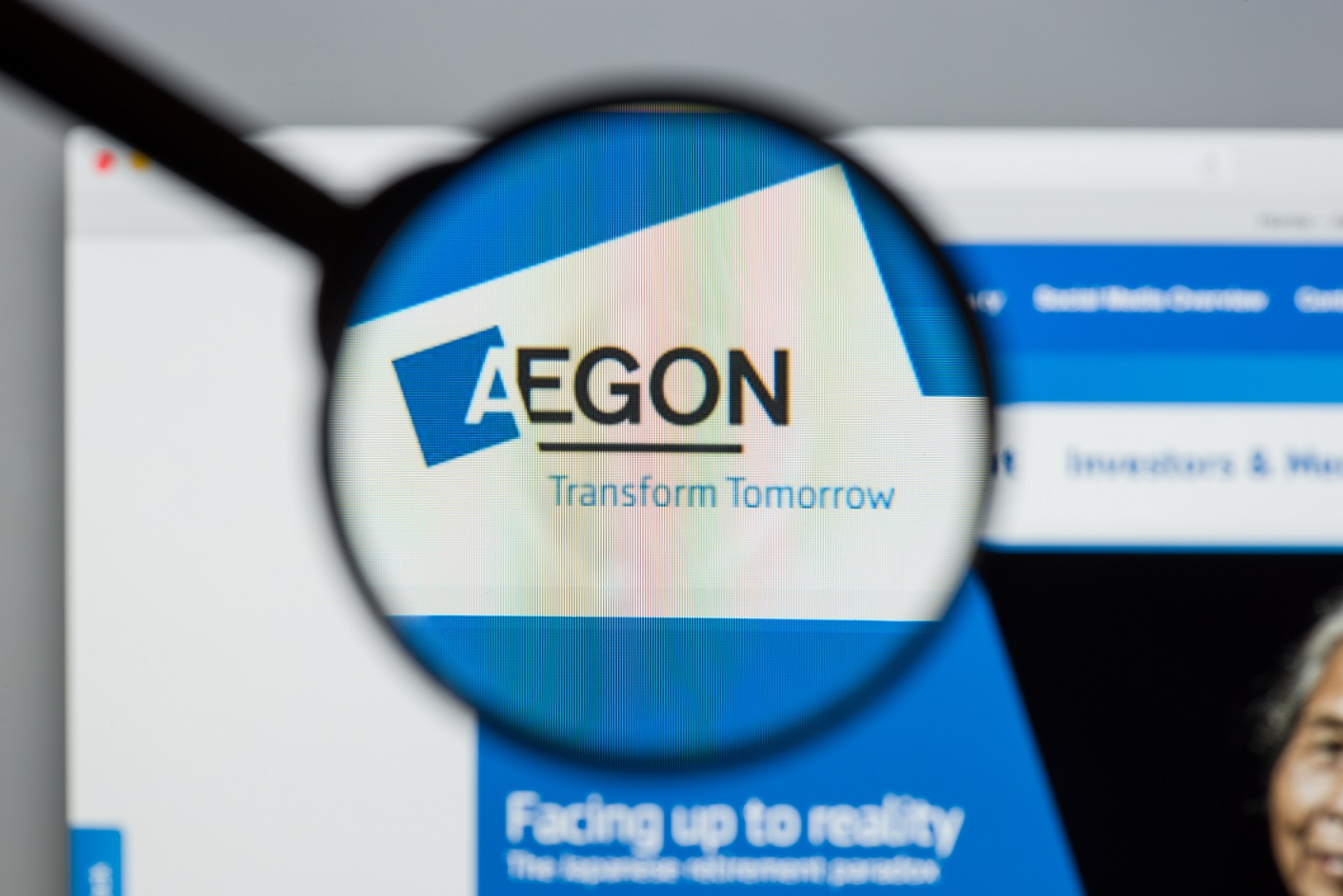 Aegon Transform Tomorrow