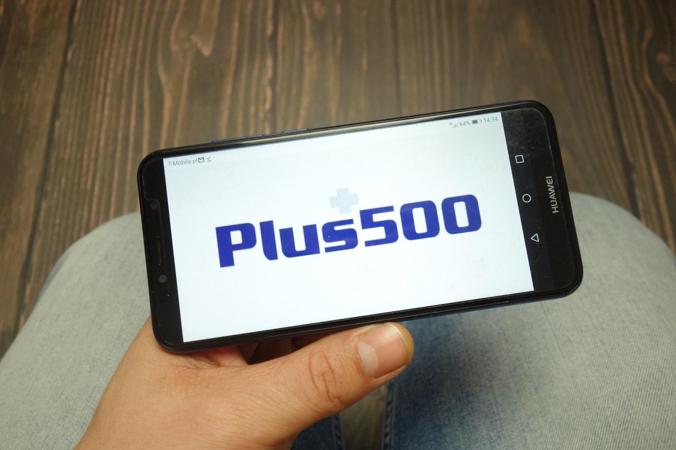 Plus500 Smartphone