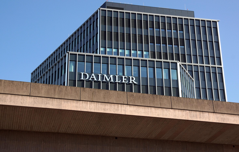 Daimler hoofdkantoor