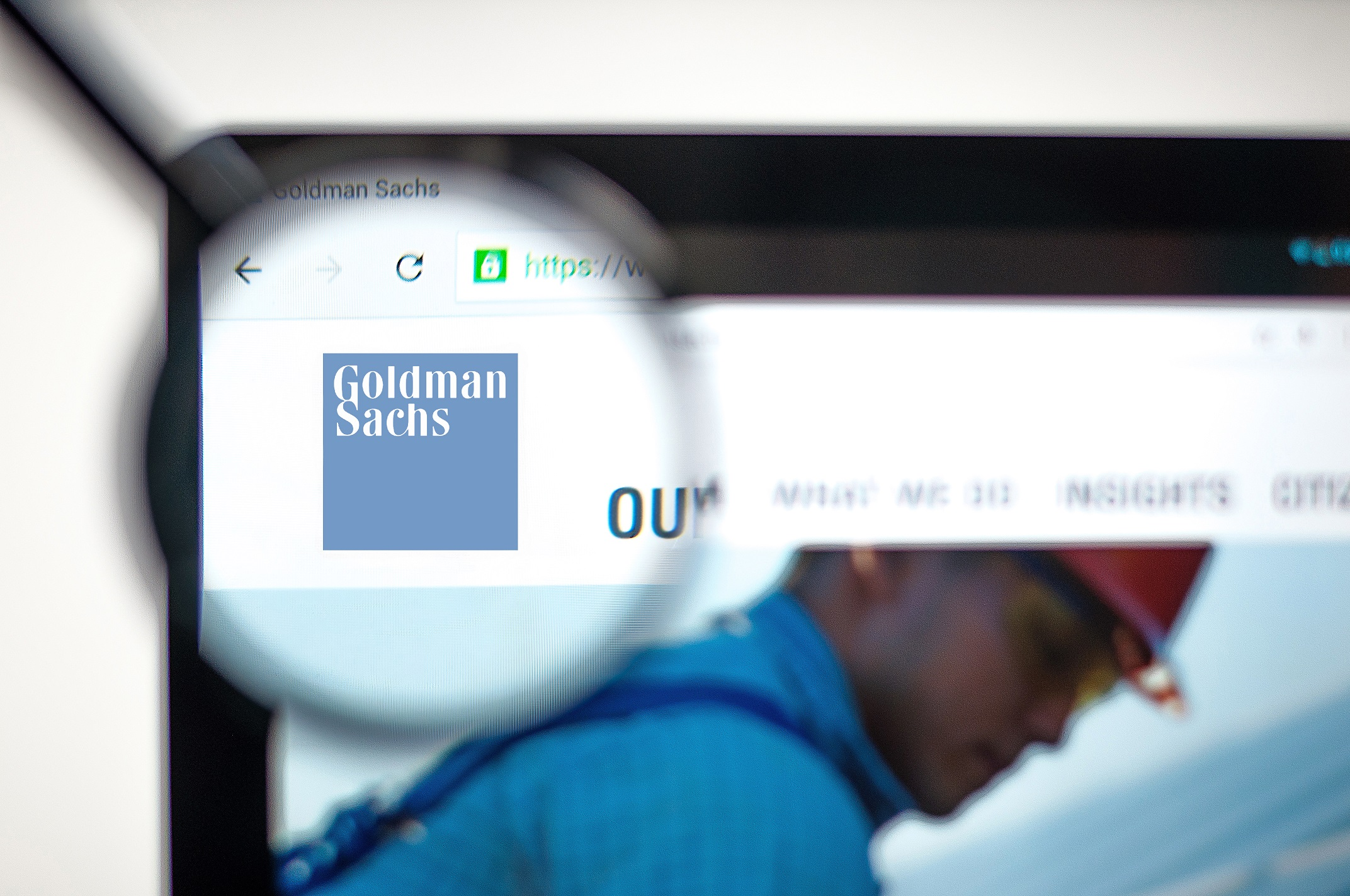 Goldman Sachs website