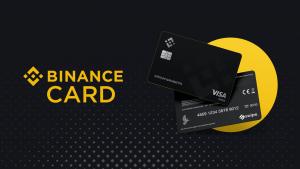 Binance card crypto